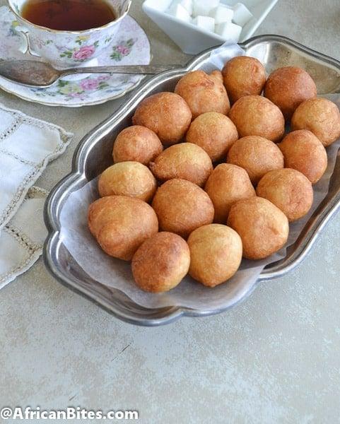 Puff-Puff (Deep fried dough)