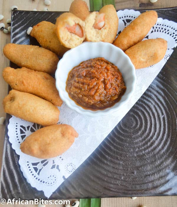 Black-Eyed Pea Fritters With Hot Pepper Relish Recipe ...
