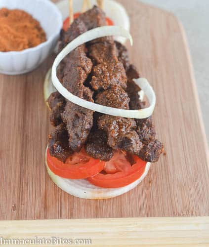 West African Peanut Kebabs Recipes — Dishmaps