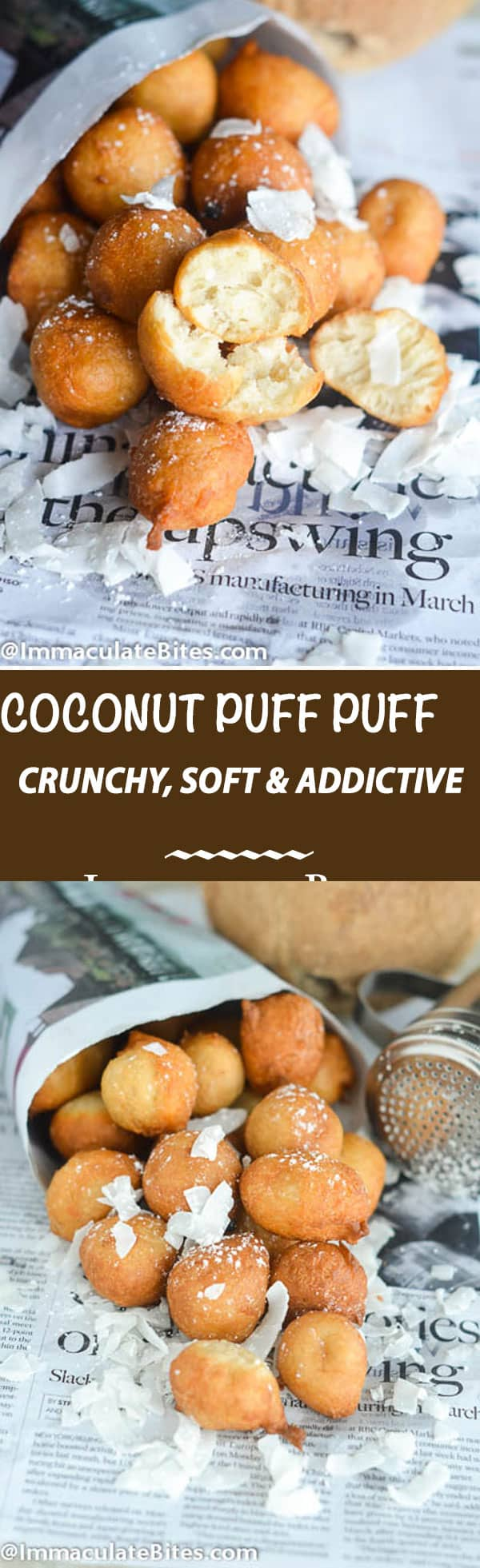 COCONUT-PUFF