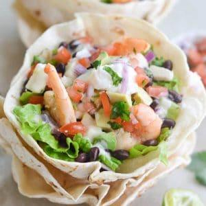 Tostada Bowl Salad