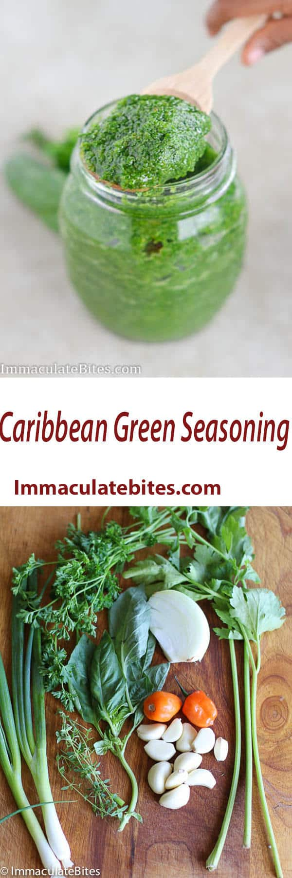 Green-Seasoning