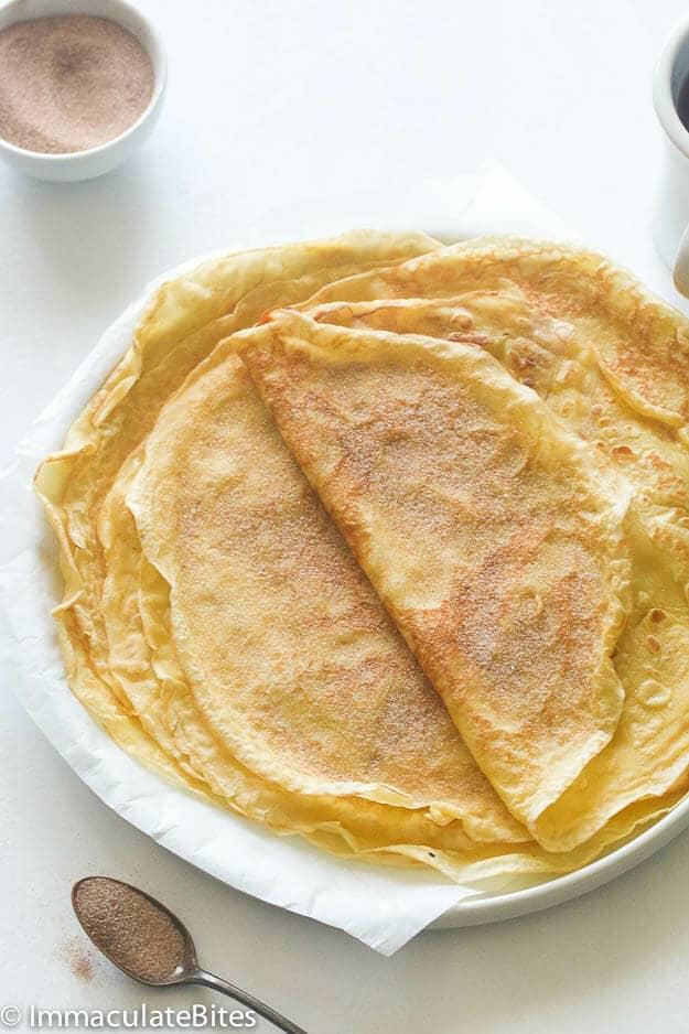 pancake (African style)