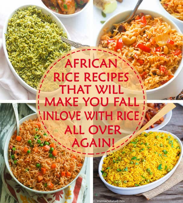 African Rice Recipes 2