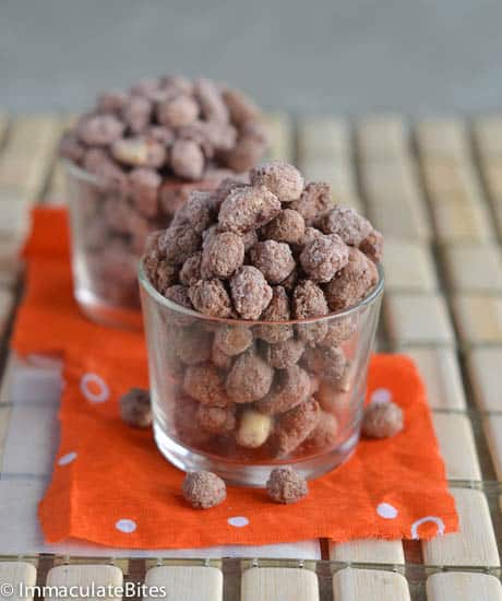 Groundnut Sweet( Sugar Peanuts aka Candied nuts) - Immaculate Bites