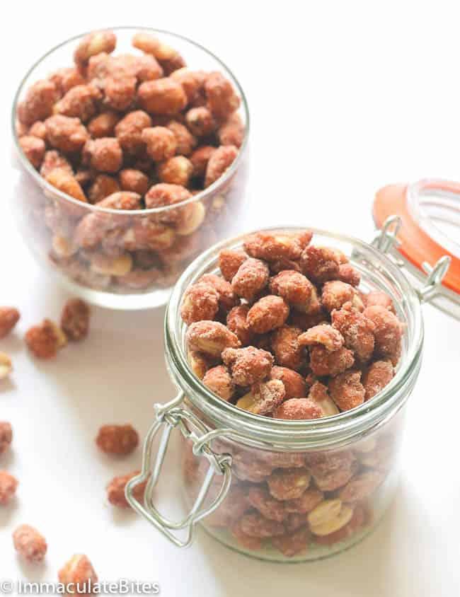 Sugar Peanuts / Groundnut Sweet