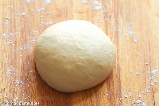 Samoan Coconut Bread rolls Pani Popo