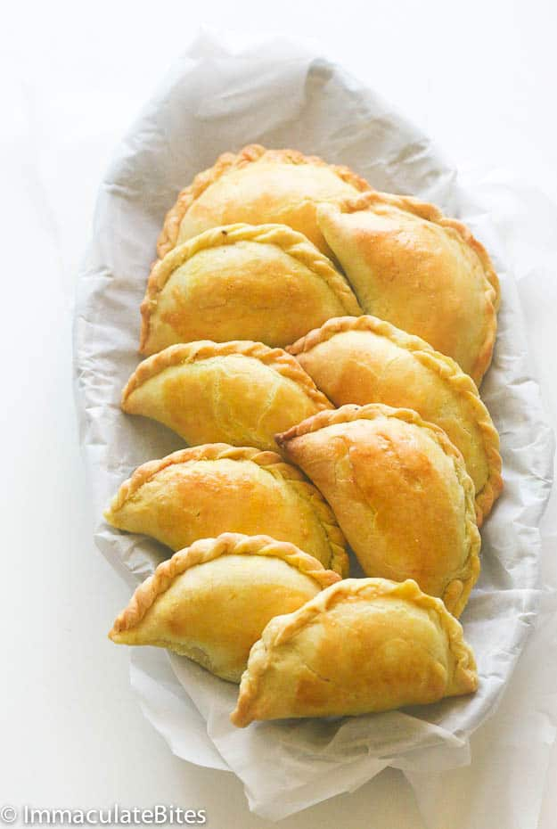 Jamaican Meat Pie(Jamaican Beef Patty) - Immaculate Bites