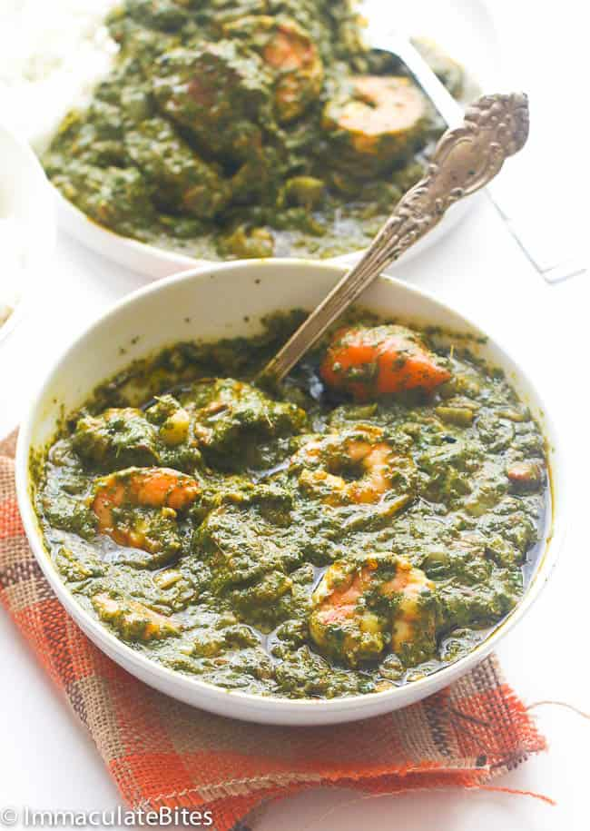 Cassava leaf soup immaculate bites cassava leaf soup forumfinder Image collections