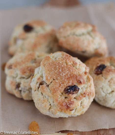 Coconut rock buns