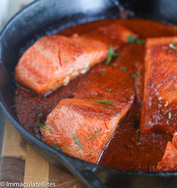 Salmon is one of my favorite quick weeknight meal to put together when ...