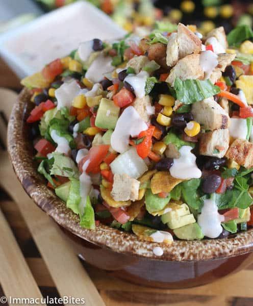 South West Chicken Salad