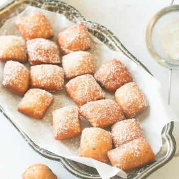 Soft Mini Mandazi
