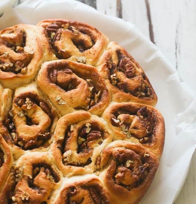 Fastest cinnamon bread recipe