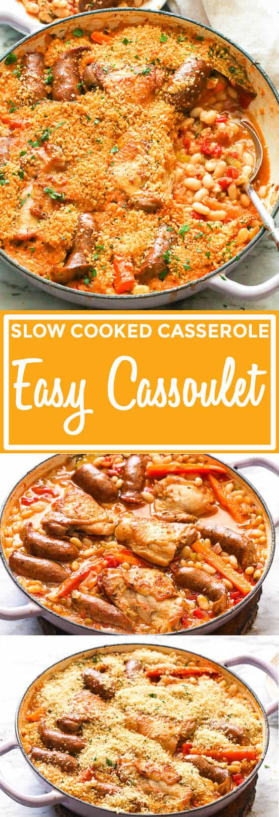Easy Cassoulet