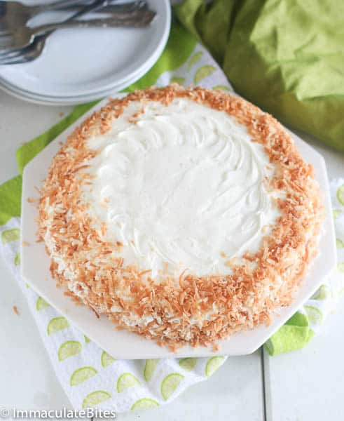 Carrot Pineapple Cake I Recipe — Dishmaps
