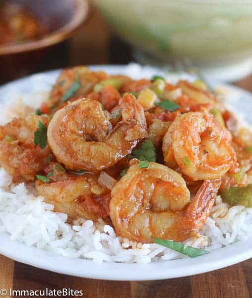 Coconut Shrimp Stew