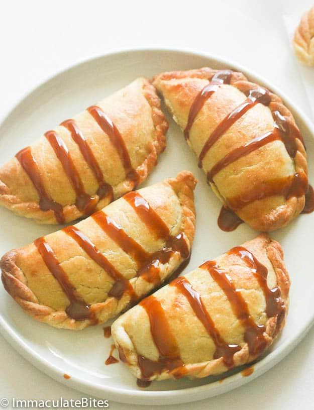 Pineapple  Empanadas