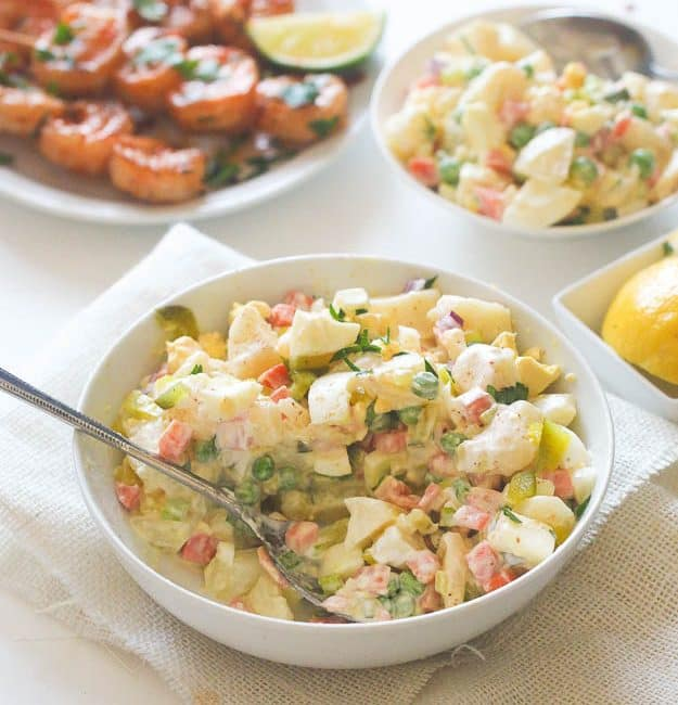 How To Make Mashed Potato Salad Jamaican Style