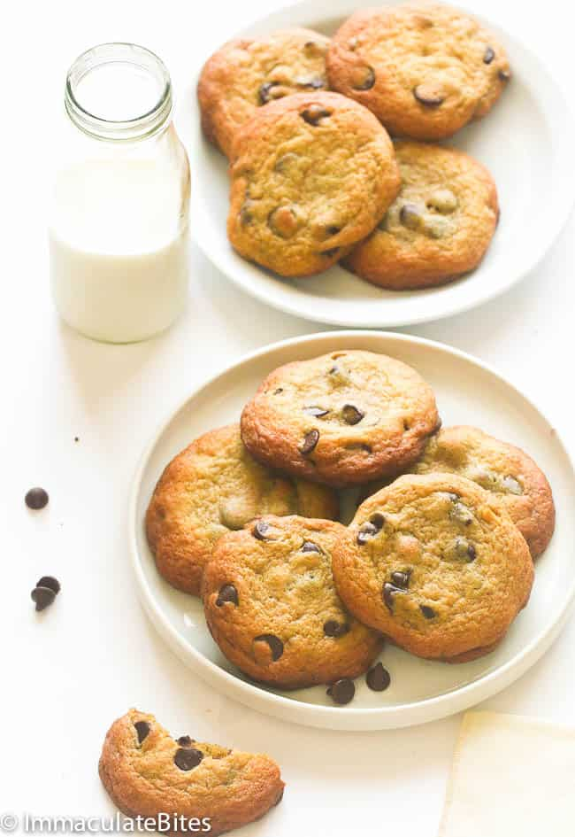 Soft Chocolate Chip Cookie