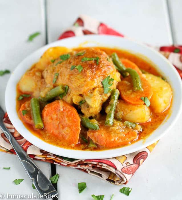 trinidad curry chicken turtle bay recipe
