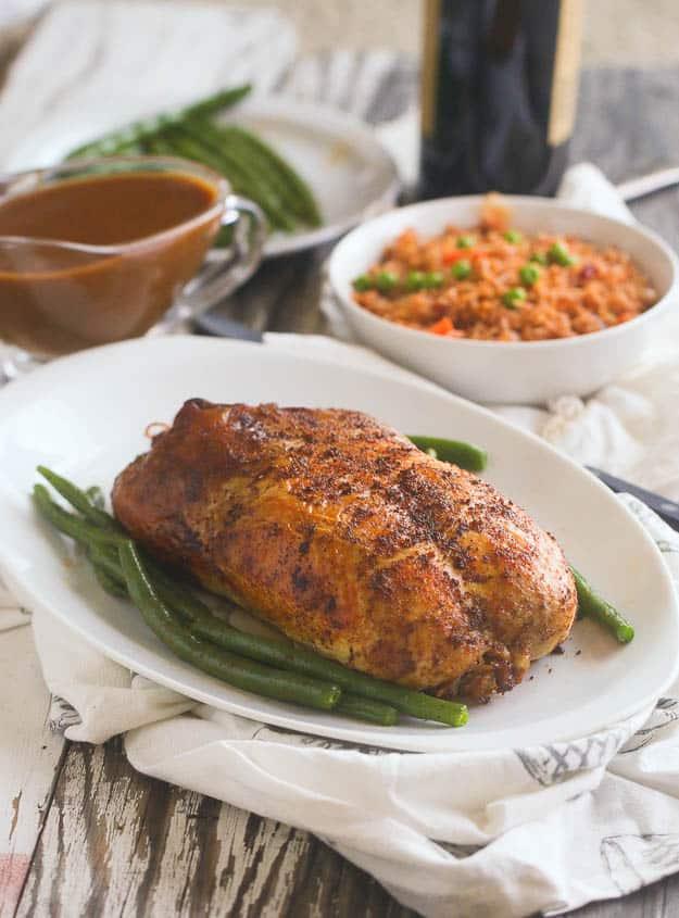Ashanti Chicken