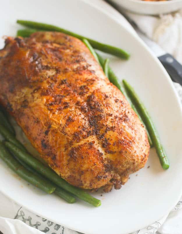 Deboned Roast Chicken