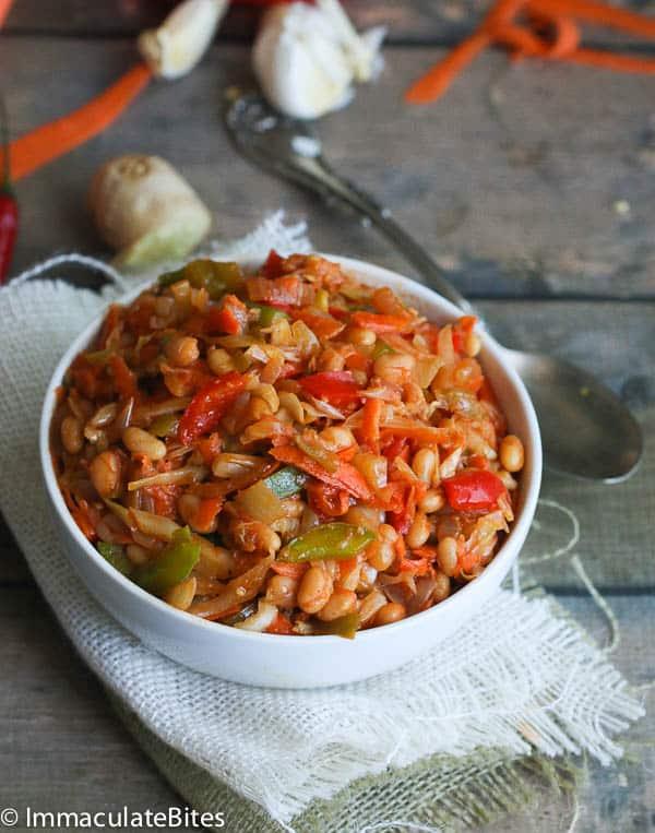 Chakalaka Salad Recipe