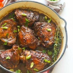 Slow Cooker Jerk Chicken