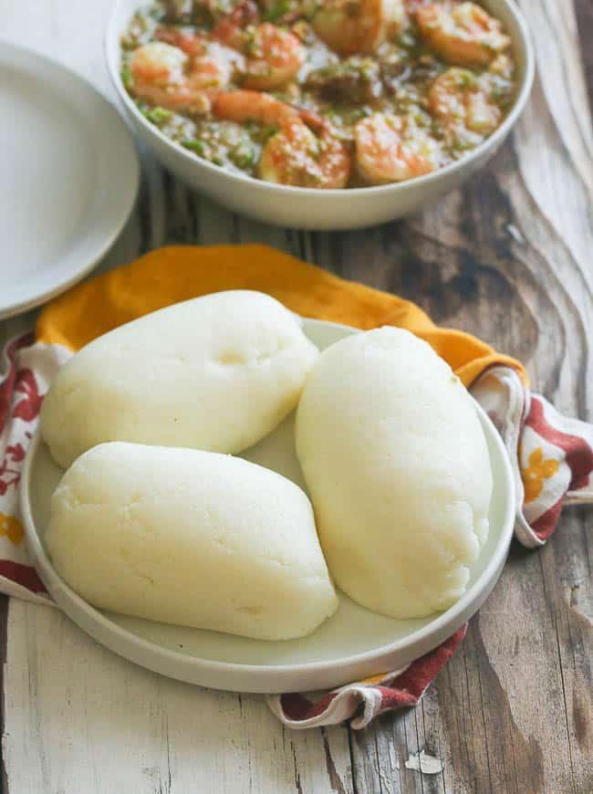 Ugali (Fufu Corn)