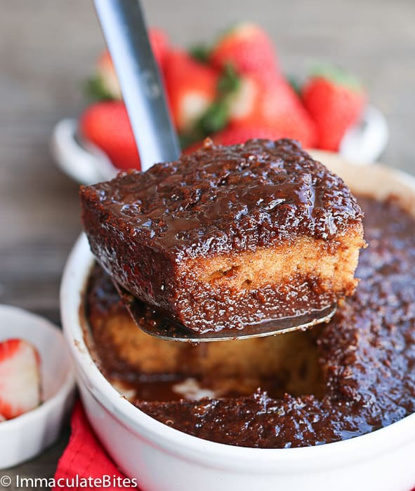 Malva Chocolate Pudding