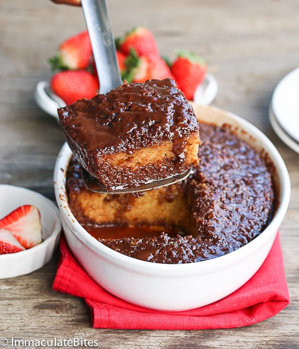 Malva Chocolate Pudding