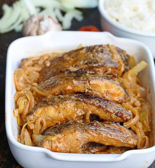 Fish Yassa