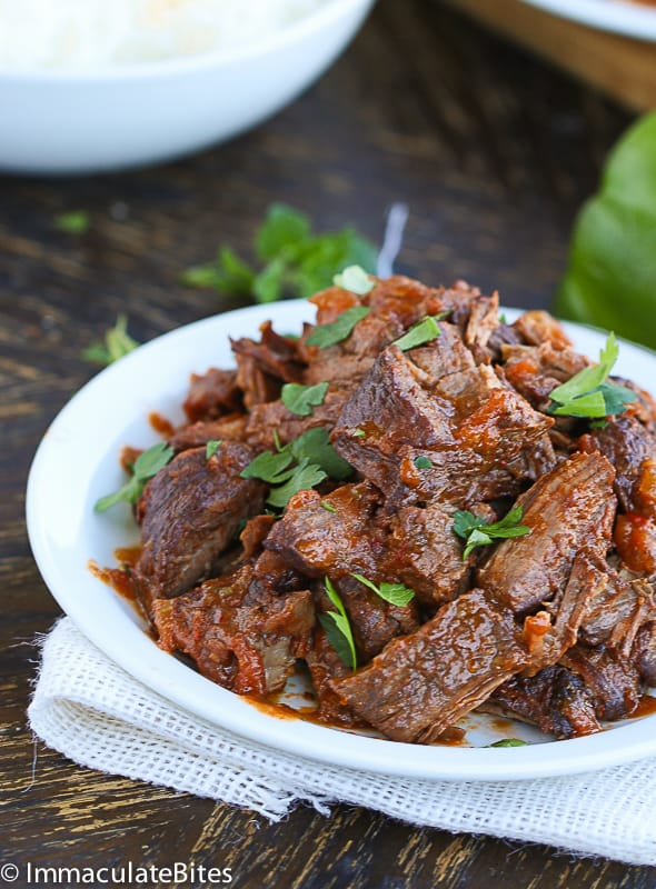 Ropa Viejo Slow Cooker