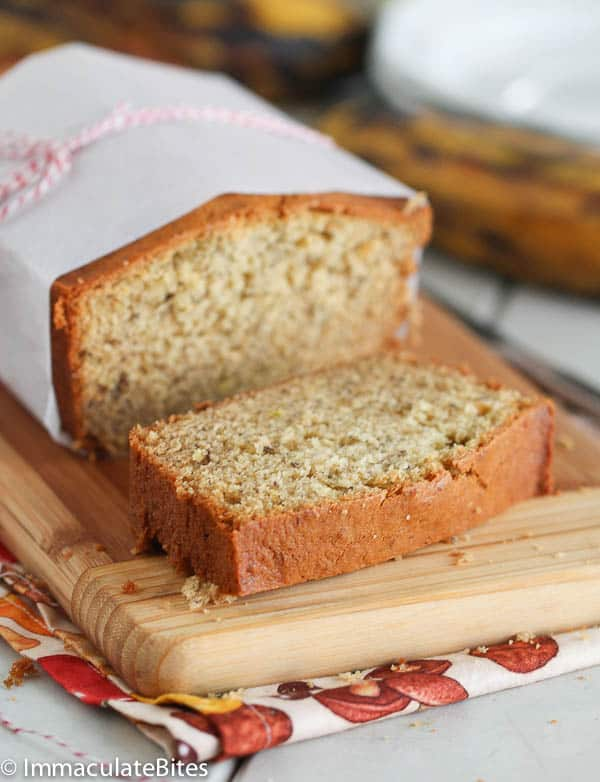 Plantain Bread/Cake