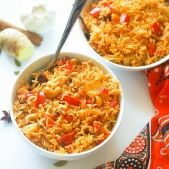 East African Pilau Rice