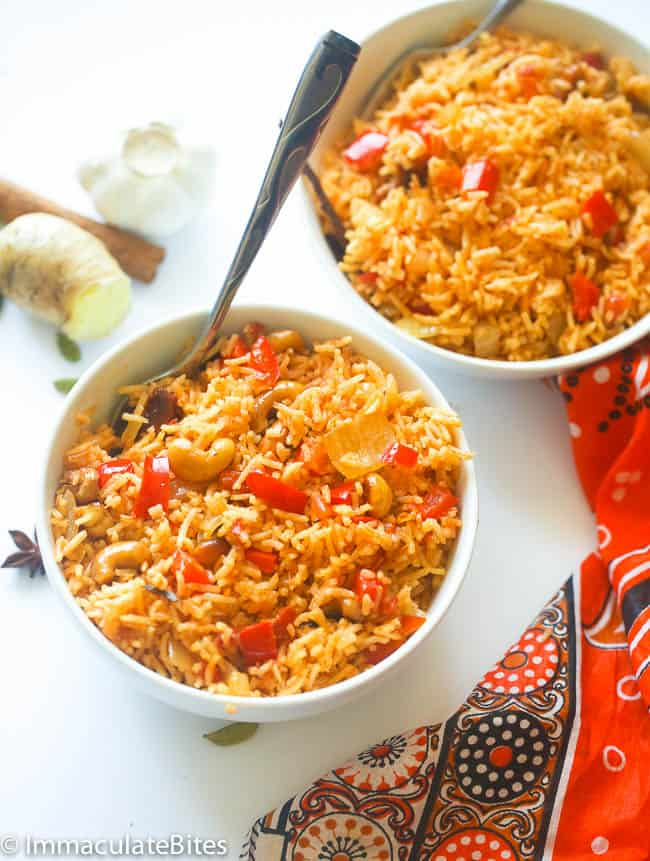 African rice recipes immaculate bites east african pelau forumfinder Image collections