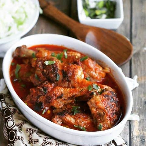 Aromatic African chicken stewafricanrecipesstewchickenafricanstewafricanchickenstewafricanfoodNigerianpalcavemansdietfoodgawkerWestAfricanfoodbloggercaribbeanrecipesfoodphography on the blog immaculatebitescom