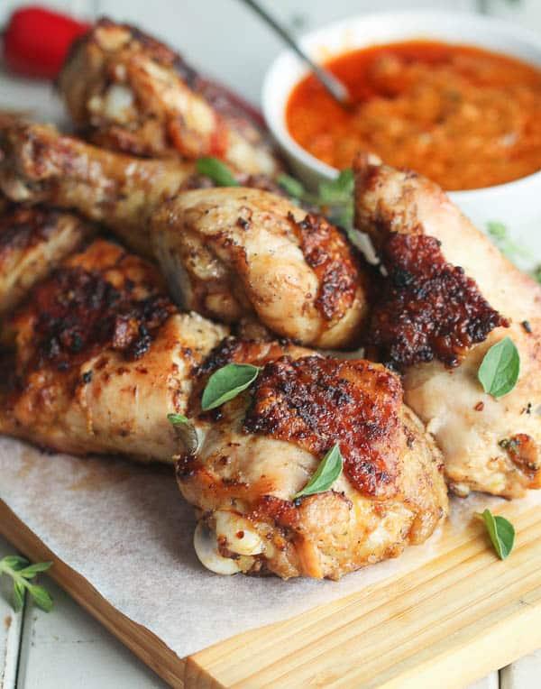 Chicken Mozambique With Coconut Piri Piri Recipes — Dishmaps