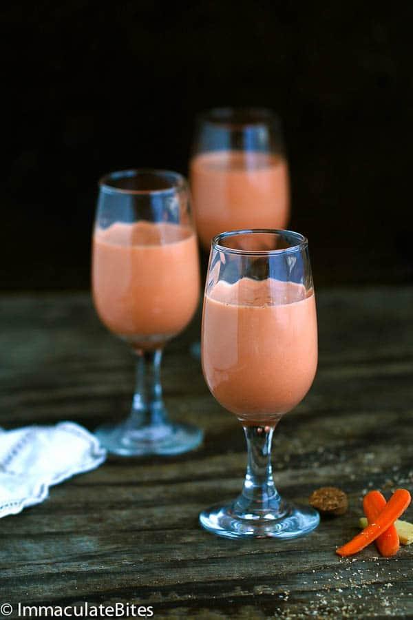 Jamaican Carrot Juice