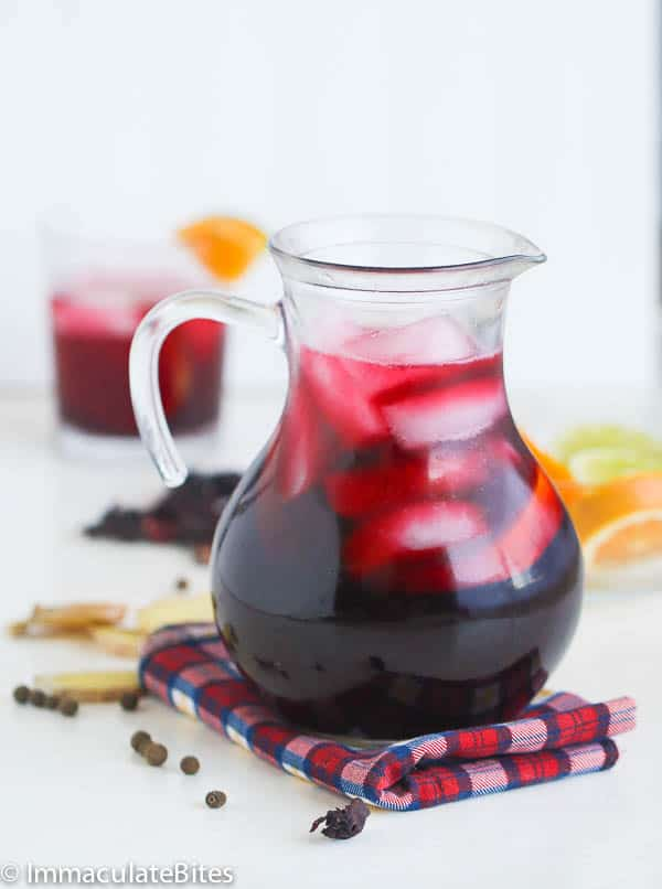 Celebrate Christmas Like A Jamaican (Sorrel Drink) Recipes ...