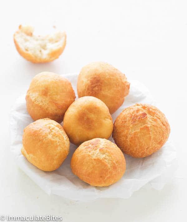 Caribbean Dumplings