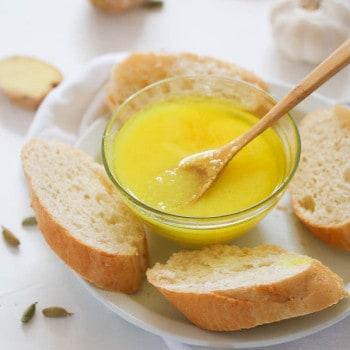 Ethiopian Spiced Butter (Niter Kibbeh)