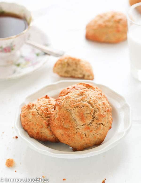 Coconut drop Cookies