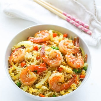 Caribbean Style Fried Rice