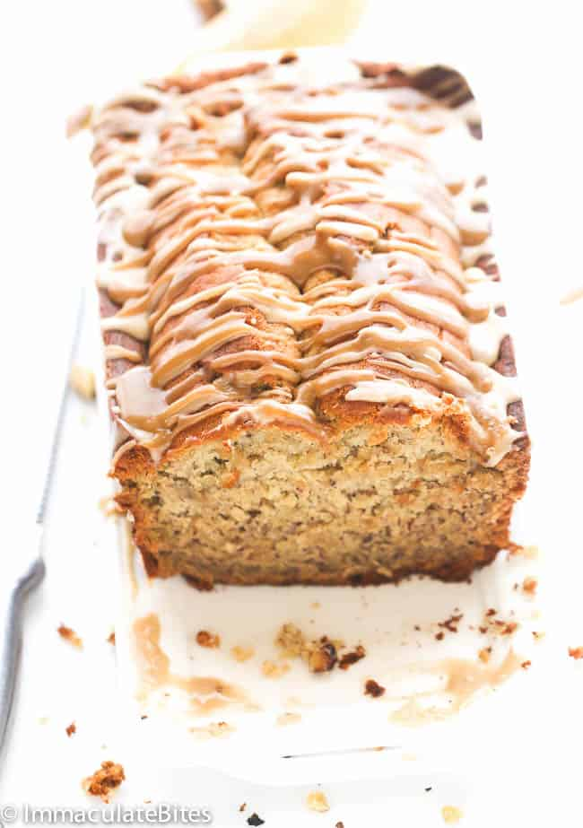Caribbean Banana Nut Bread