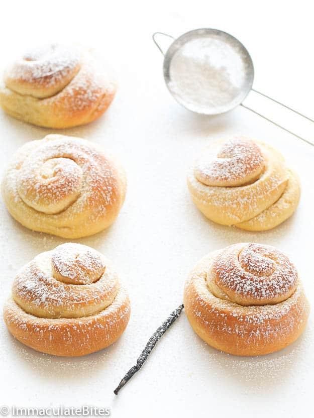 Sweet bread recipe mallorca bread
