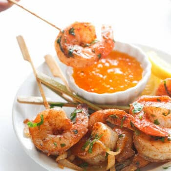 Jerk Shrimp