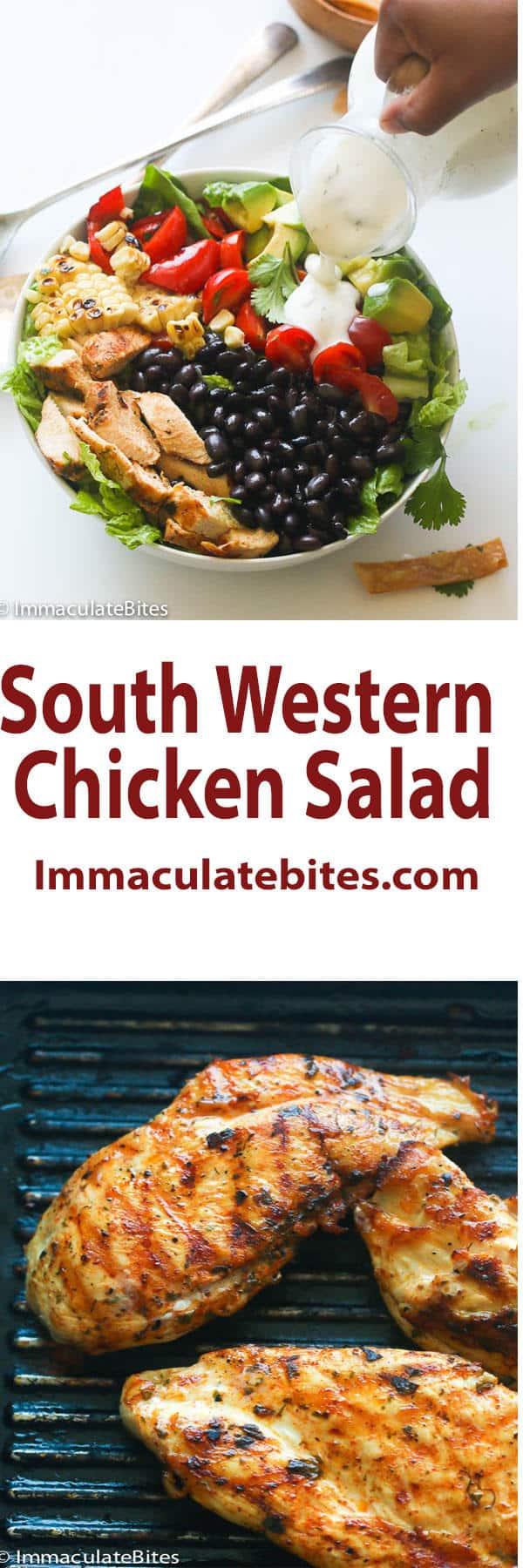Southwest-Chicken Salad