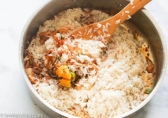 Jamaican Pigeon Peas Corn and Rice